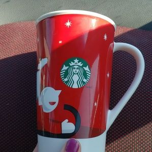 2011 Starbucks Holiday Mug